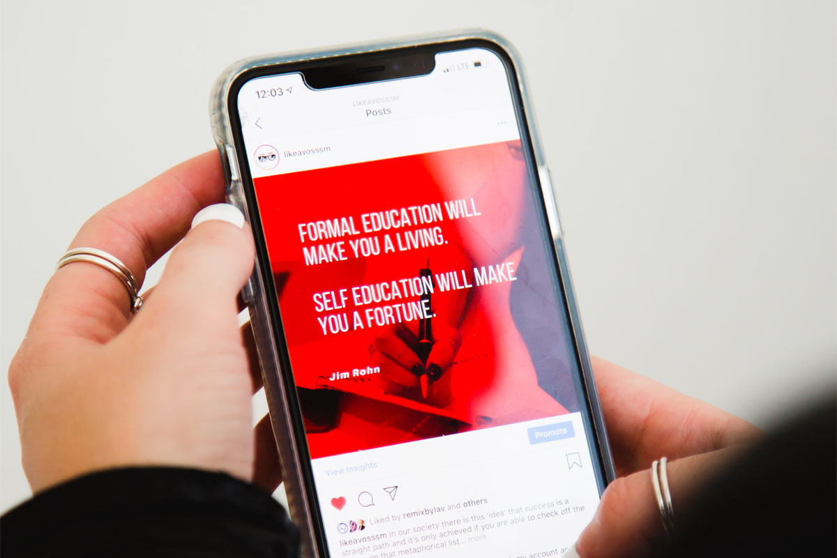How to Create Engaging Instagram Captions
