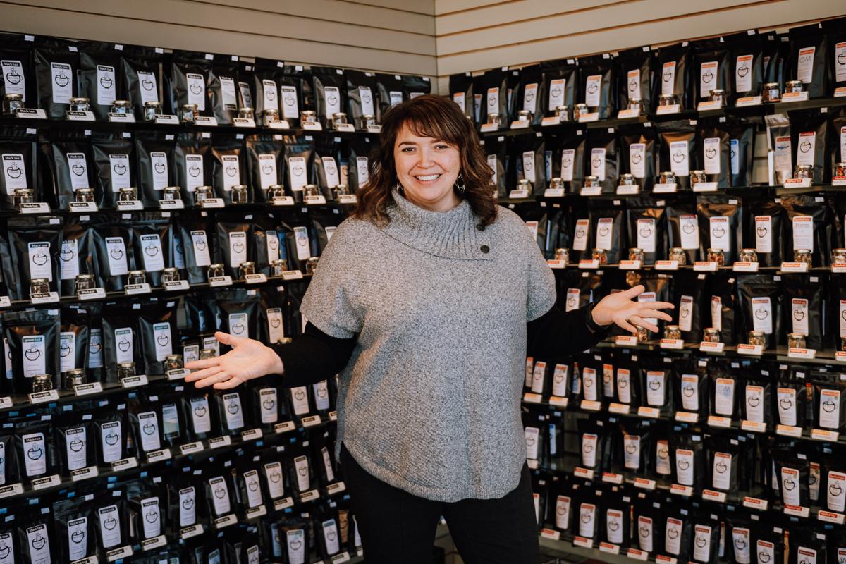 Voss Boss Entrepreneur Spotlight - Christine Lilyholm, Owner of Stonehouse Teas