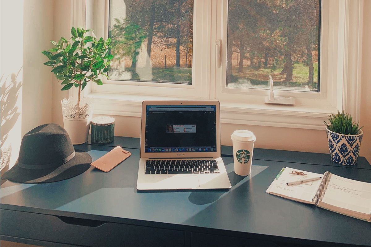 Working From Home or Remotely: 5 Tips to Get S*** Done